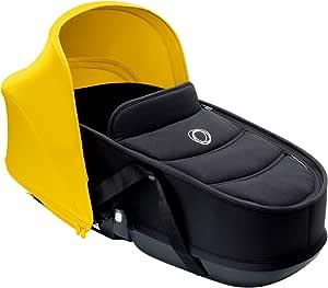 Bugaboo Bee3 摇篮和遮阳篷 - 亮黄色 - 黑色