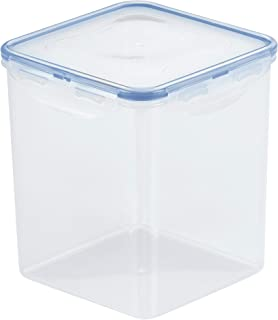 正品乐扣乐扣保鲜盒2.6L 大饼干盒 密封收纳盒 塑料储物盒HPL822B