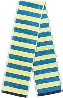 丸真 围巾 葡萄牙制造 提花毛巾 边框 * 110×14cm 0366031300
