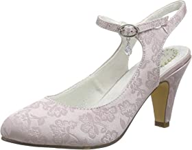 Joe Browns 女式 Manhattan Cherry Shoes Mary Jane 平底鞋