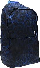 adidas 阿迪达斯 中性 双肩背包 CG0525 高光蓝 S18/透明色/白 M