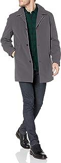Calvin Klein 卡尔文·克莱恩 MEELR7AT0008 男士单排扣3/4长雨衣外套