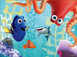 Ravensburger Disney:海底总动员之光彩 100 片儿童*拼图 - 每一片都是*的,完美贴合在一起