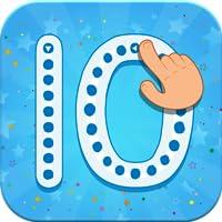 Magic Numbers : Kids learn to write!
