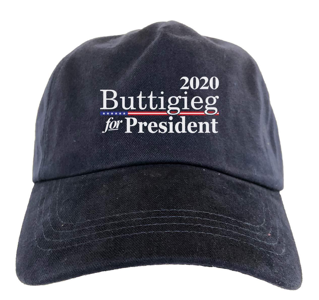 社長Tcombo Buttigieg 2020 -electお父さんの帽子