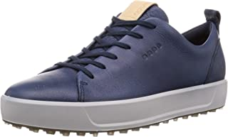 ECCO 爱步 Soft Hydromax 热酷轻巧男鞋系列 男士高尔夫球鞋