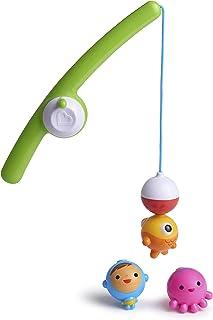 Munchkin 满趣健 钓鱼沐浴玩具