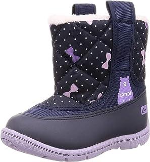 Carrot 靴子 防水 15~21厘米 有0.5厘米 儿童 CR C2245
