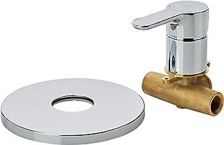 Roca L20 - 嵌入式搅拌机龙头淋浴器,镀铬