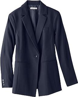 Pendleton 女士小号单扣羊毛华达呢外套