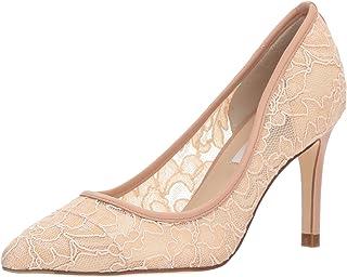 L.K. Bennett Floret 女士正装高跟鞋 白色(Marshmallow) 7.5 M US