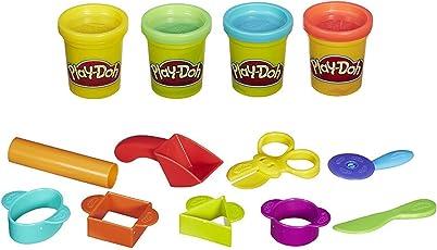 Hasbro 孩之宝 Play-Doh 培乐多彩泥 经典系列 工具彩泥组合 B1169