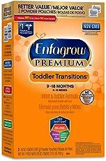 美赞臣Enfagrow婴幼儿过渡阶段配方2段奶粉 28盎司(794g)/盒(纸盒包装)