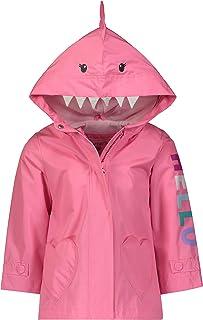 Carter's 卡特女宝宝完美雨衣防雨夹克