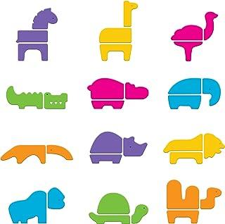 Munchkin Safari 泡沫洗澡玩具,33 件套
