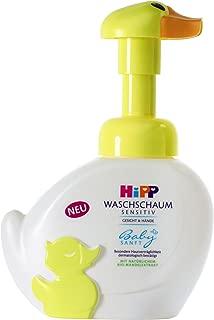 Hipp喜宝 小黄鸭免敏无泪洗手洗脸液,6瓶装(6 x 250毫升)
