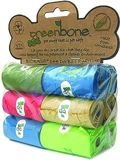 Greenbone 垃圾袋补充包,12 卷