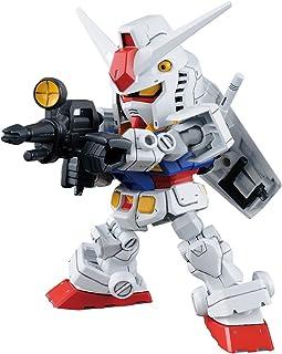 Bandai Hobby BAN228381 SDGCSRX-78-2 Gundam & Cross Silhouette Frame 手机套装,白色