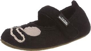 Living Kitzbühel 女童 猫咪图案 低帮 家居拖鞋