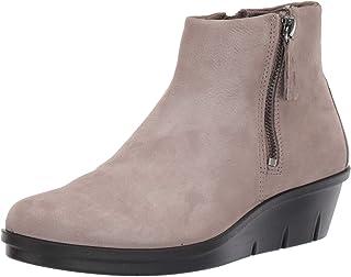 ECCO 爱步 Skyler 女式侧拉链式踝靴
