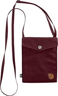 Fjallraven Pocket Bag, Dark Garnet