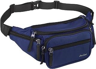 ProCase 腰包 腰包 男式 女式 腰包 腰包 腰包 适合旅行、远足、跑步、户外运动