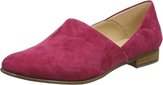 Clarks 女 低跟鞋 261324874060 白色 39.5 Pure Tone