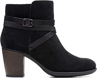 Clarks Enfield Coco 女式机车靴