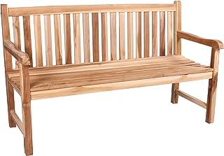Chicreat 花园长椅 - 棕色
