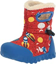 bogs Kids' bmoc 熊雪地靴