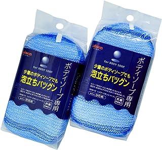 淋浴海绵 硬 蓝色 BSM-12 BSM-12