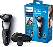 Philips 飞利浦 S5290/12 电动剃须刀系列 5000 带多功能精密修剪器