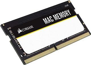 Corsair海盗船苹果认证 16 GB (2 x 8 GB) DDR3 1600 MHz (PC3 12800) 便携式计算机内存