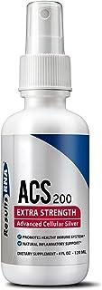 Results RNA, ACS 200 Silver Gel Extra Streng 2 fl oz