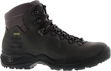 ZAMBERLAN MENS 213 FELL LITE GTX HIKING BOOTS SLATE (UK8 / EU42 / US9 GORE-TEX)