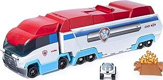 Paw Patrol 狗狗巡逻队,Launch'N Haul 狗狗巡逻队,变形二合一轨道套装,适用于真正的金属压铸车辆