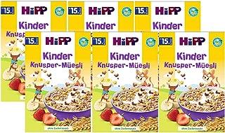 Hipp 喜宝 Bio儿童谷麦脆混合麦片,15个月以上适用,6盒 (200g*6)