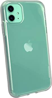 Smartish iPhone 超薄手機殼 - 功夫握把【輕質 + 防護】薄蓋(絲綢)SLK-BG19M-CLEAR iPhone 11 Nothin' to Hide