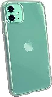 Smartish iPhone 超薄手机壳 - 功夫握把【轻质 + 防护】薄盖(丝绸)SLK-BG19M-CLEAR iPhone 11 Nothin' to Hide