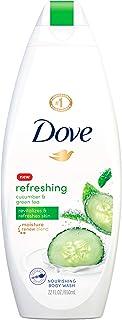 Dove Body Wash, 24 Ounce 劲爽保湿 24 oz