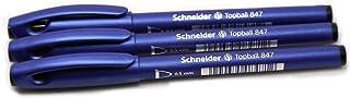 Schneider 施耐德 走珠笔Topball847(3支/包 黑)8471