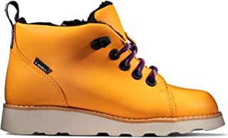 Clarks Crown Tor K 儿童短靴 休闲童靴