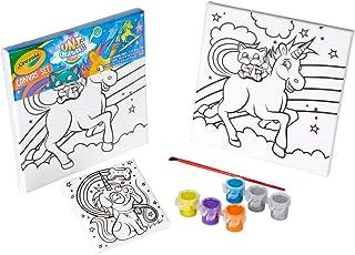 Crayola Uni-Creatures 帆布套装