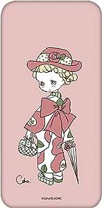 caho 保护套透明 Tpu 印花和服与花手机壳适用所有机型  着物と花A 8_ Zenfone3 Deluxe ZS550KL