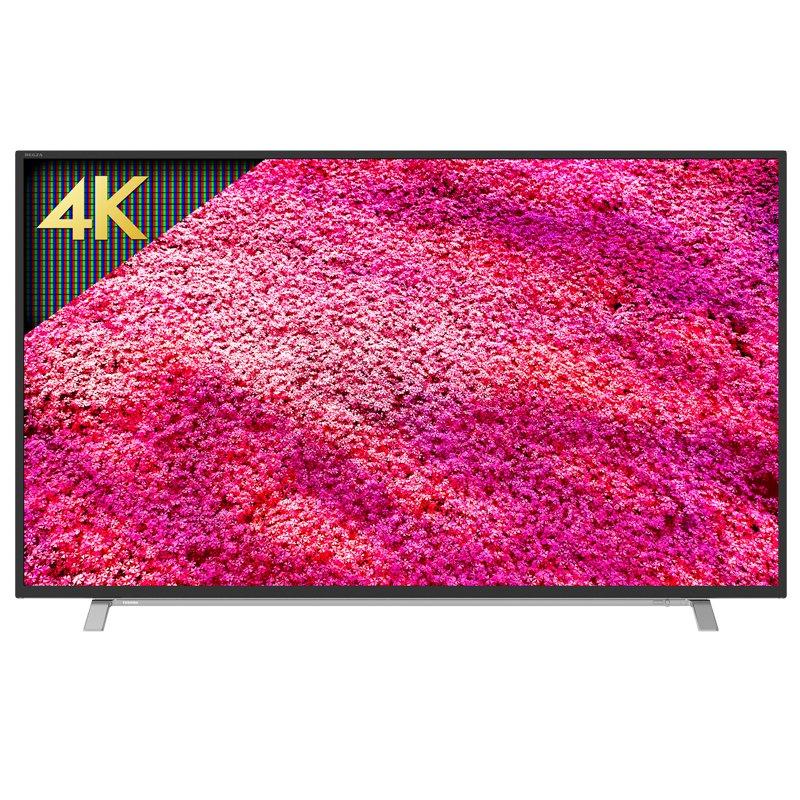 TOSHIBA 东芝55U6600C 55英寸4K超高清 安卓5.0智能网络内置WIFI液晶电视