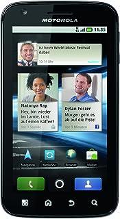 Motorola 摩托罗拉 Atrix 4G 智能手机(10.1厘米(4英寸)LED显示屏,触摸屏,安卓2.2,5百万像素摄像头)黑色