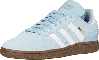 adidas 阿迪达斯 滑板 Busenitz 浅灰色 S18/鞋类 白色/口香糖 4 8