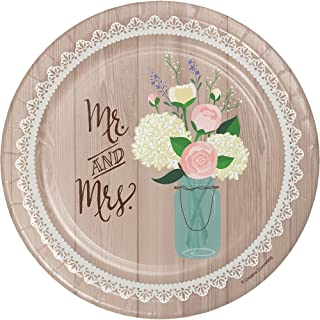 """Creative Converting Products Paper Dessert Plates 7 """" 27669"""