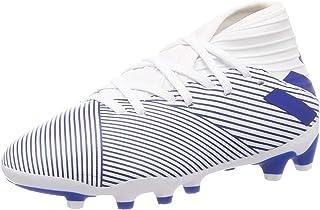 adidas 阿迪达斯中性款婴儿 Nemeziz 19.3 Mg J 儿童足球鞋