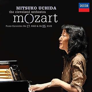 Mozart:钢琴音乐会 17 号,K.453 号,K.503 号